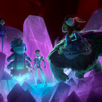 'Trollhunters' es una imaginativa aventura animada llena de diversión