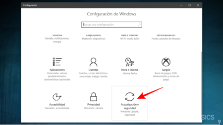 Actualizacion Y Seguridad De Windows 10