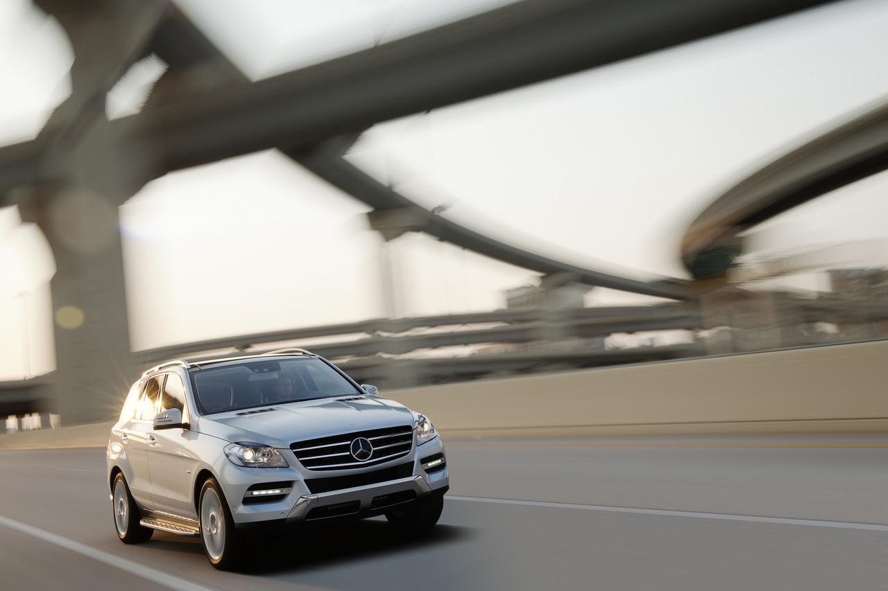 Foto de Mercedes-Benz Clase M 2012 (38/42)