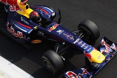GP de Italia F1 2011: Sebastian Vettel es imparable en clasificación