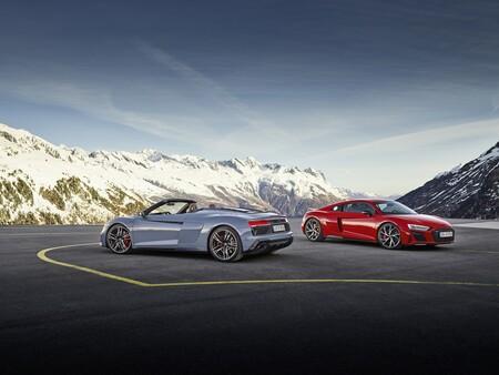 Audi R8 V10 Performance Rwd 2021 001