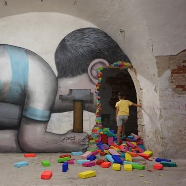 El nuevo museo de arte urbano, MAUSA Vauban, en Francia es realmente espectacular