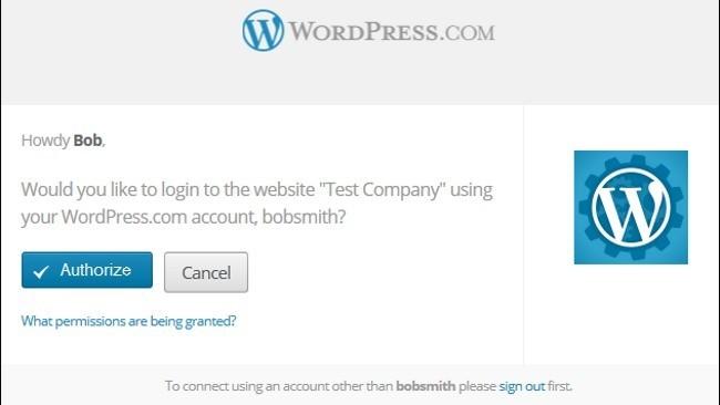 WordPress.com lanza su propio sistema de identificación