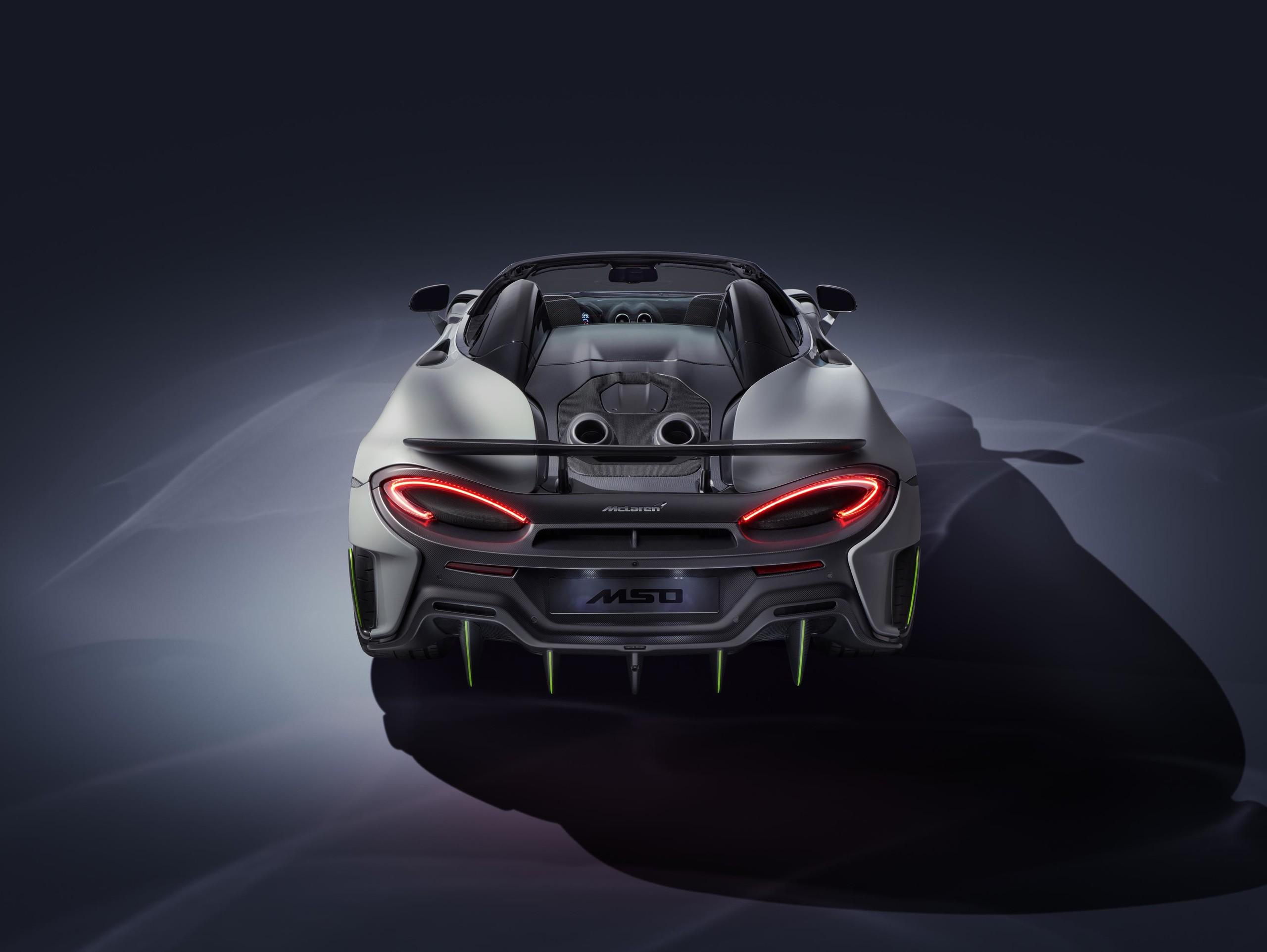 Foto de McLaren 600LT (1/9)