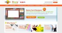 Deyey, creación de tarjetas y almacenamientos de archivos para pequeñas empresas