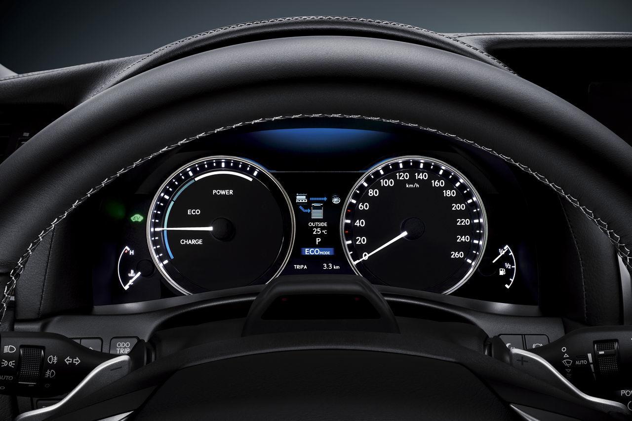Foto de Lexus GS 450h (2012) (39/62)