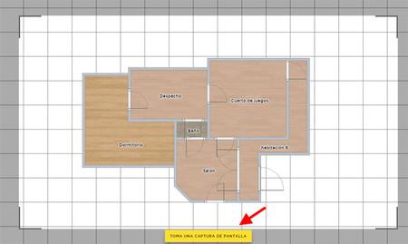 C mo hacer un plano de tu casa en el ordenador - Hacer planos de casa ...
