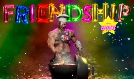 Los Friendships de Mortal Kombat 11: Aftermath protagonizan un nuevo vídeo de lo más cómico