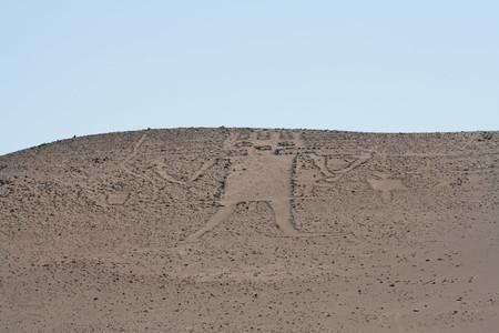Geoglifos De Pintados Gigante De Atacama