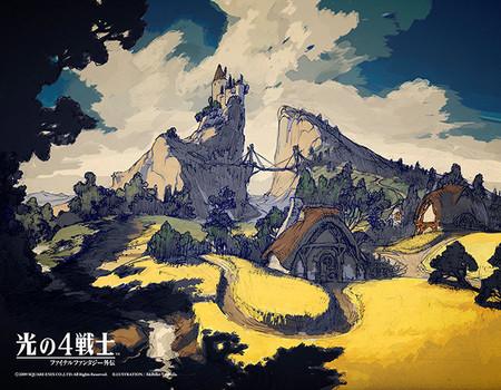 El arte de ilustrar mundos