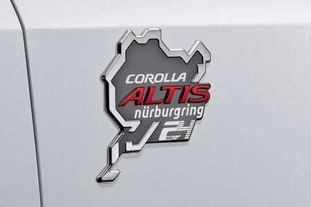 Toyota Corolla Nurburgring Editon 3