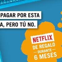 Seis meses gratis de Netflix: así es la última promoción de Yoigo para clientes nuevos y actuales