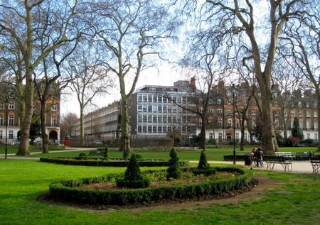 Russell Square Londres