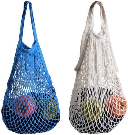 2 bolsas de red
