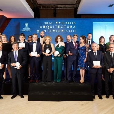 XII Premios Porcelanosa: la gran fiesta del diseño, la arquitectura y la sostenibilidad