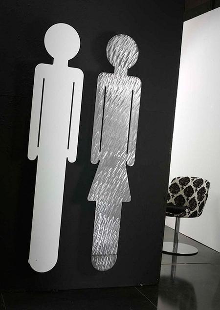 Radiadores de diseño: Oreste & Emma de Antrax