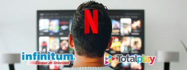 Telmex vs Totalplay: comparativa de paquetes con Netflix incluido en México