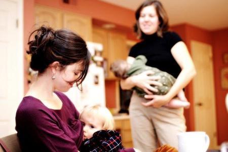 Feliz día para las mamás trabajadoras