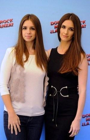 Paz Vega y Elena Furiase, dos bellezas raciales en la presentación de Don Mendo Rock ¿La Venganza?