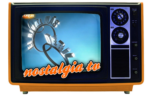 'El rival más débil', Nostalgia TV
