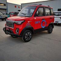 Leshen K2, el mini SUV eléctrico que se puede comprar en línea por lo equivalente a menos de 70,000 pesos