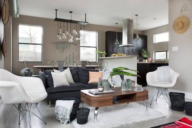 H&M y Airbnb colaboran para crear el espacio perfecto para cada estilo