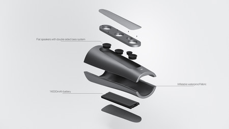 Xiaomi Wearable Sound System 1