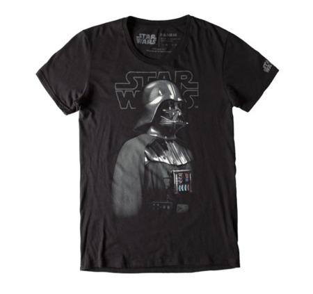 Pull&Bear y la Guerra de las Galaxias, nuevas camisetas para la colección Primavera-Verano 2012