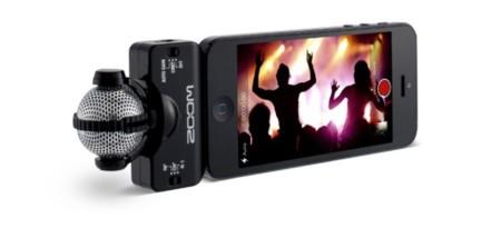 Zoom iQ5, nuevos micros para potenciar la grabación de sonido en dispositivos iOS