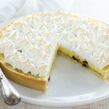 Banana cream pie: receta americana de postre