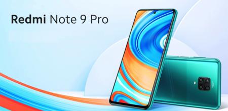 Adelántate y hazte ya con el nuevo Redmi Note 9 Pro de oferta de lanzamiento en Amazon: potencia, batería enorme y NFC a 249 euros