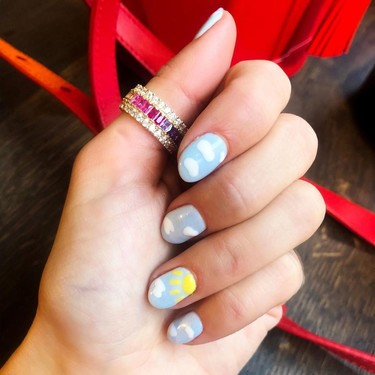 Si te faltan ideas para tu próxima manicura, estas propuestas podrían inspirarte gracias a su originalidad