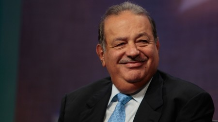 Carlos Slim demandaría a Colombia por conflicto entre Claro y Movistar
