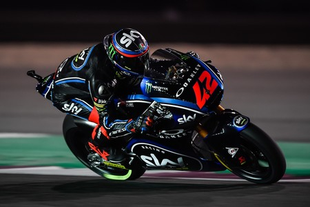 ¡Incontestable Francesco Bagnaia! Gana en Catar y consigue su primera victoria en Moto2