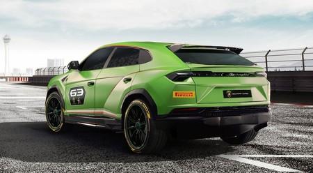 Lamborghini Urus St X Concept 4