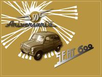 Web especial del 50 aniversario del Seat 600