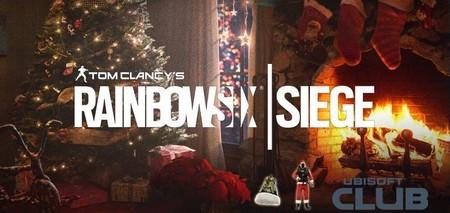 4f48412458304 Rainbow Six Siege regala a todos los jugadores un operador de los DLCs por  Navidad hasta final de 2018.