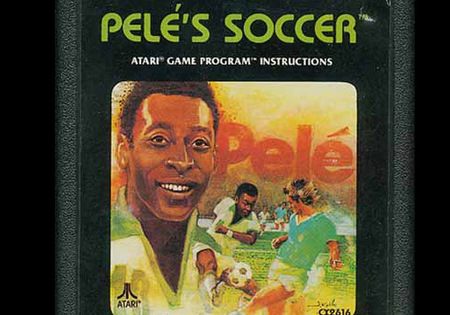 Mondo Bizarre: El anuncio de Atari que protagonizó Pelé