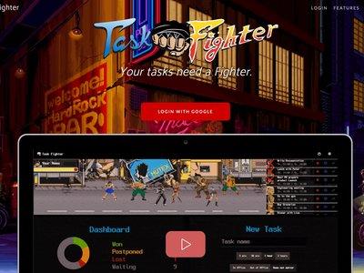 Convierte tu lista de tareas de Google en un videojuego retro tipo Beat`Em Up