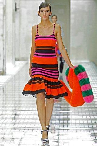 Topshop Primavera-Verano 2011 lookbook Prada