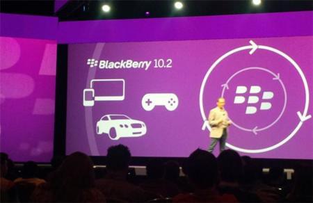 Los móviles de Foxconn con BlackBerry OS 10.2 ya están cerca