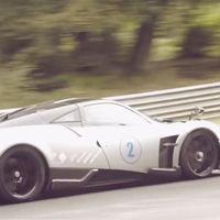 Disfruta viendo y oyendo al Pagani Huayra BC en Nürburgring Nordschleife