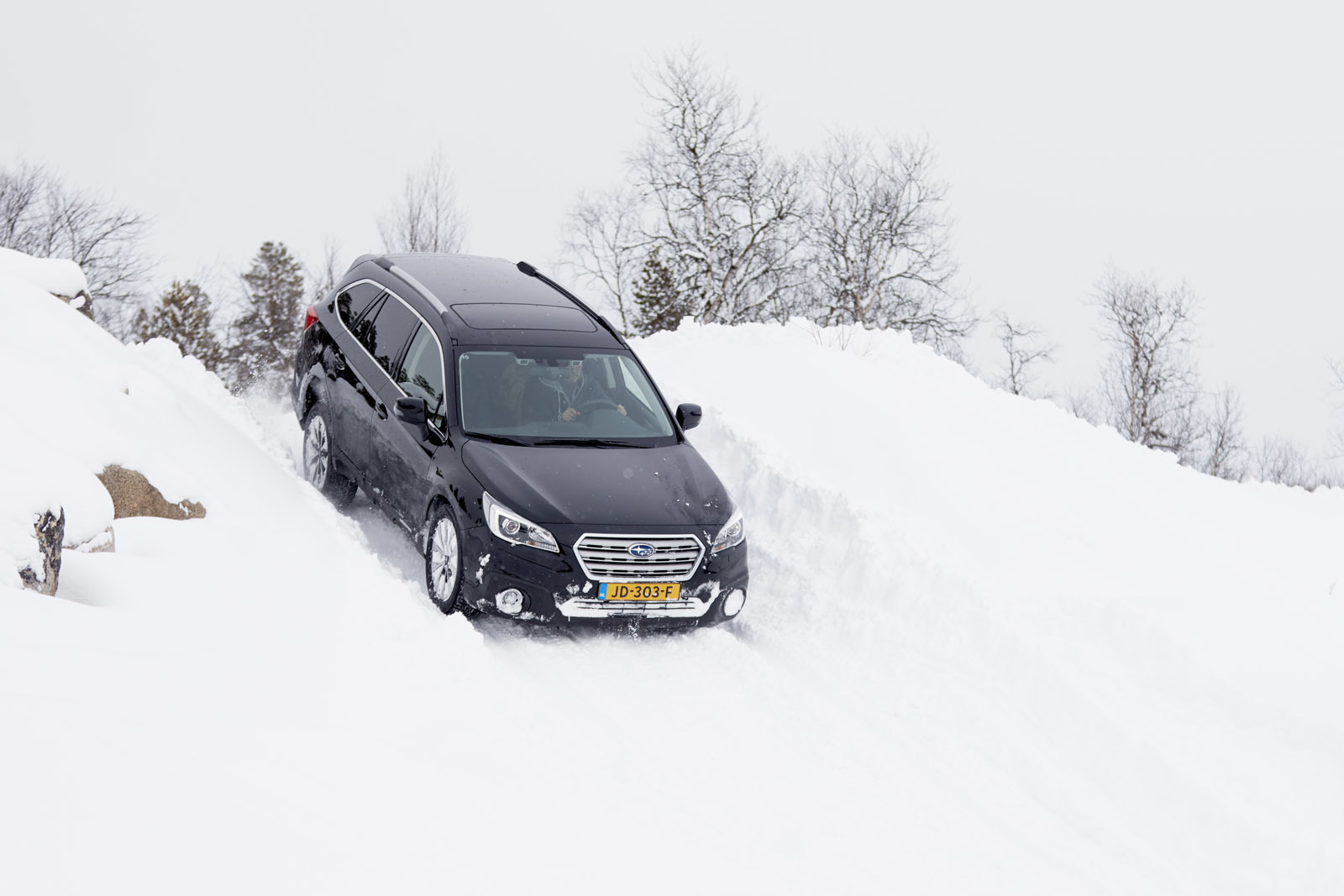 Foto de Subaru Snow Drive 2016 (69/137)