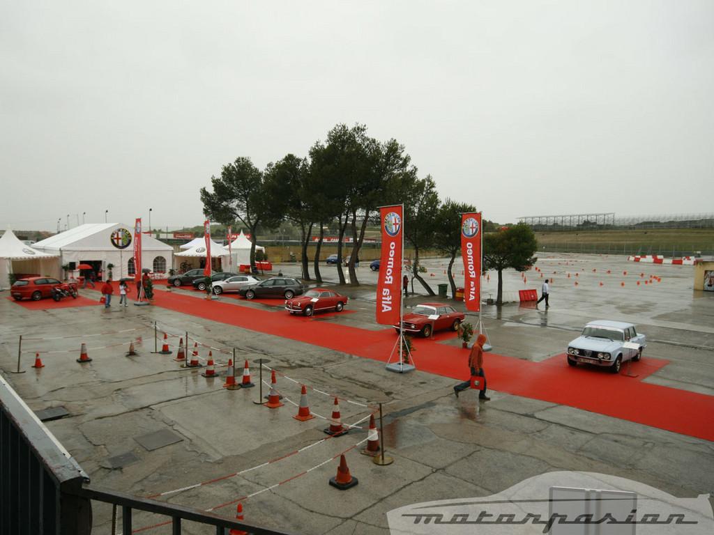 Foto de Alfa Romeo Driving Experience 2008 (Jarama) (1/40)