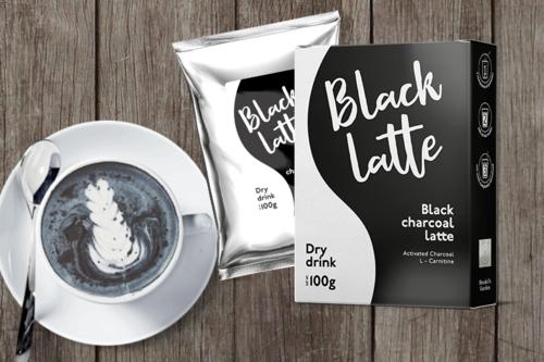 Black Latte: el café con carbón activado de moda para perder peso. Analizamos sus ingredientes