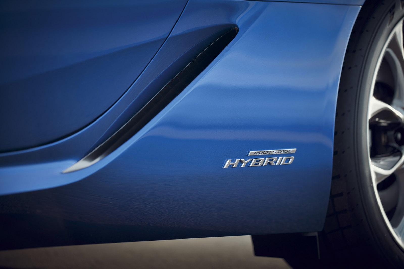 Foto de Lexus LC 500h (14/49)