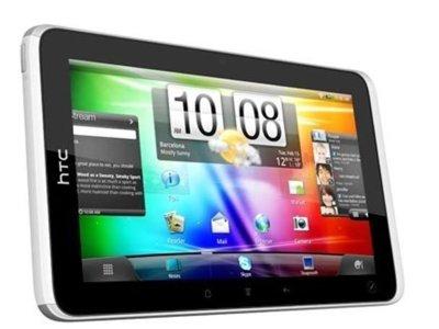 Android 3.2 Honeycomb comienza a llegar a las HTC Flyer mediante descarga OTA