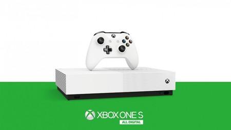 """Cazando Gangas México: Xbox One S All Digital, un manos libres """"ejecutivo"""" y las tarjetas de regalo de 1,000 pesos para Xbox"""