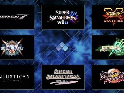 EVO 2018: estos son los ocho títulos que encabezarán el mayor torneo de juegos de lucha del mundo