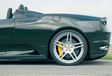 Ferrari F430 Spider Bi-Compressor by Novitec